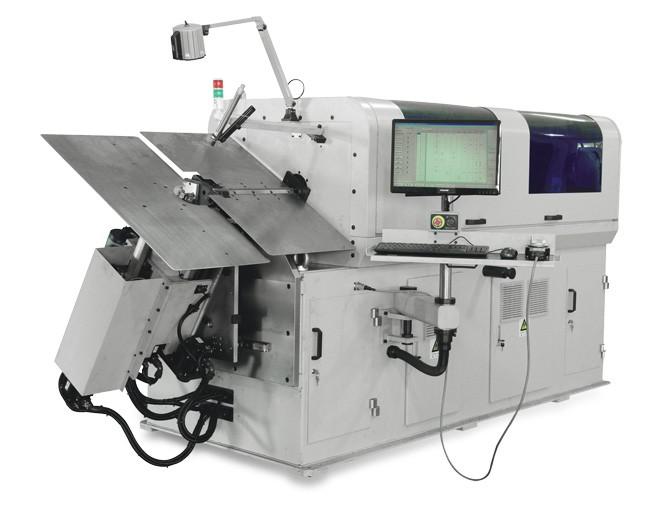 数控线材折弯成型机设备选择麦斯数控的理由
