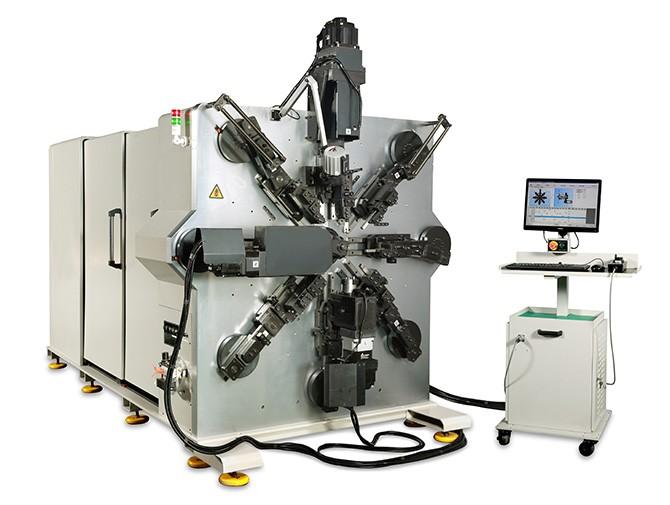 数控弹簧机生产加工技术的发展带来了什么?