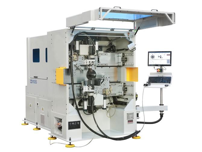 3D线材成型机具备哪些优点呢?