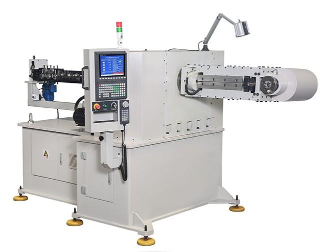 麦斯数控设备介绍数控弹簧机的装机流程与要求